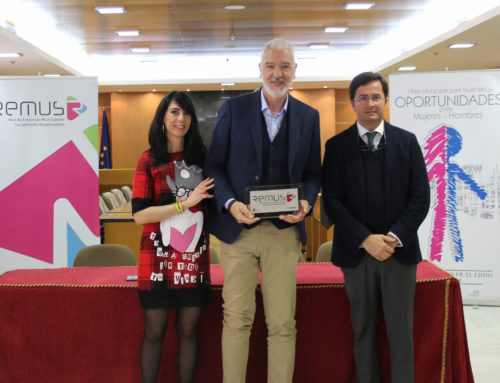Nos incorporamos a la Red de Empresas Municipales Socialmente Responsables (REMUS) del Ayuntamiento de El Ejido