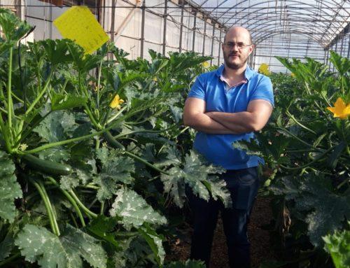"""Rubén Checa: """"Aunque ha sido un año singular en cuanto al clima y por el Covid-19, la agricultura no se detiene"""""""