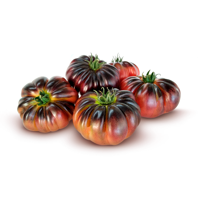 Tomate Asurcado Azul (Púrpura Star) - Agroponiente