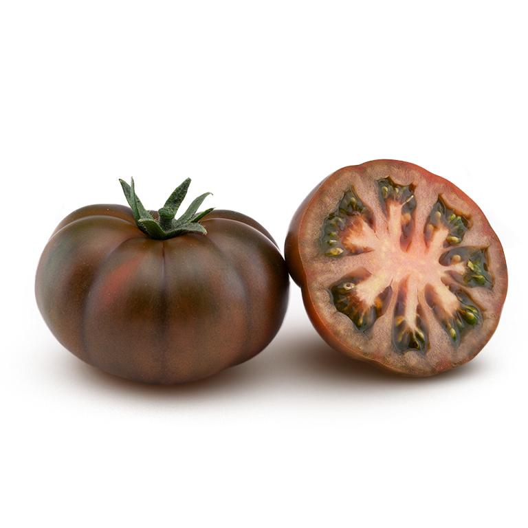 Tomate Asurcado Negro (Marejada) Agroponiente