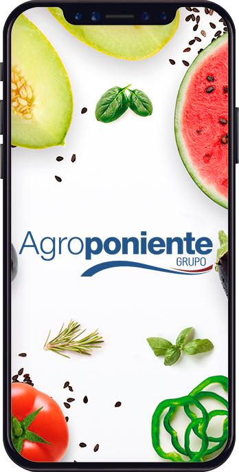Aplicación Agroponiente