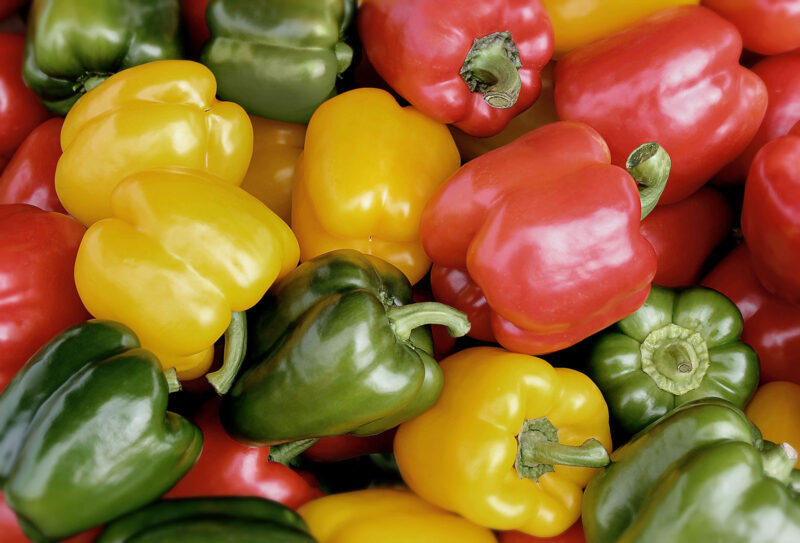 Pimientos Agroponiente
