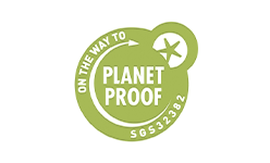 PLANET PROOF Quality certificates of Agroponiente
