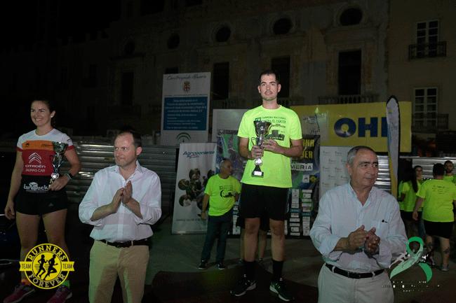 Colaboramos con la IV Carrera Nocturna contra el Cáncer Ciudad de Almería