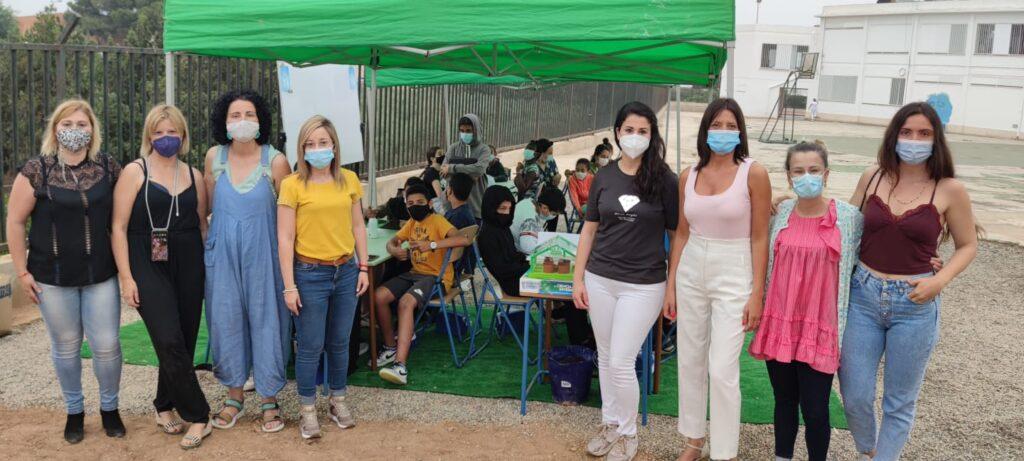 Celebramos la Semana del Medio Ambiente con acciones formativas en centros de educación infantil