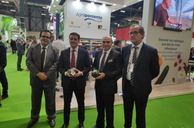 GRUPO AGROPONIENTE presenta importantes novedades de producto en su undécima presencia en Fruit Attraction (Madrid)