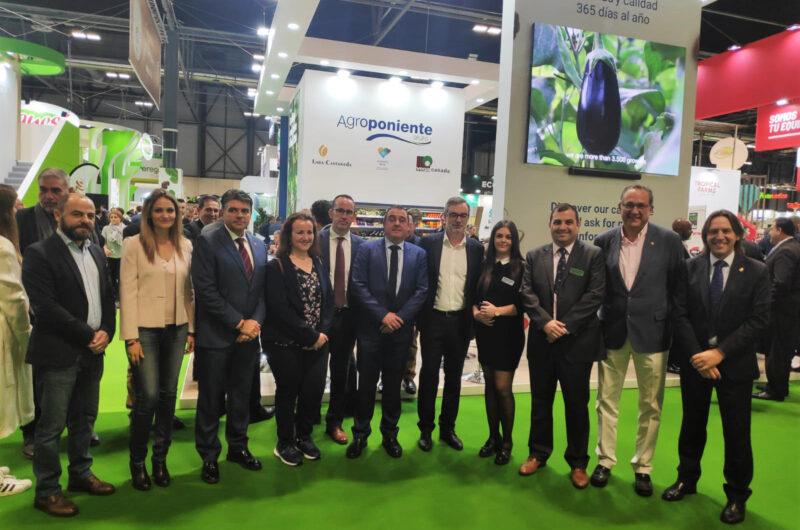 """GRUPO AGROPONIENTE cierra Fruit Attraction 2019 con """"un balance muy positivo"""" en lo comercial y en la presentación de nuevas líneas de producto"""