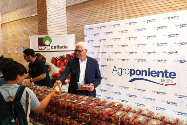 Concurso Infantil de Dibujo y Desayuno Saludable organizado por el Ayuntamiento de Almería
