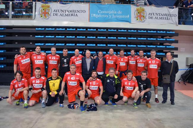 Segundo Torneo de Balonmano Veterano de Almería