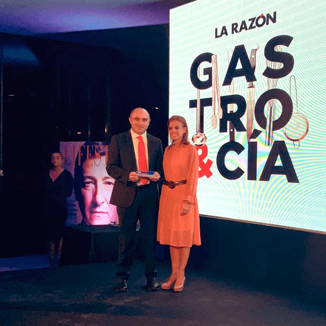 Recibimos el premio Innovación y Compromiso en Sector Hortofrutícola
