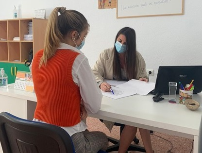 Colaboramos con Altea Autismo en la puesta en marcha de un servicio de trabajadora social