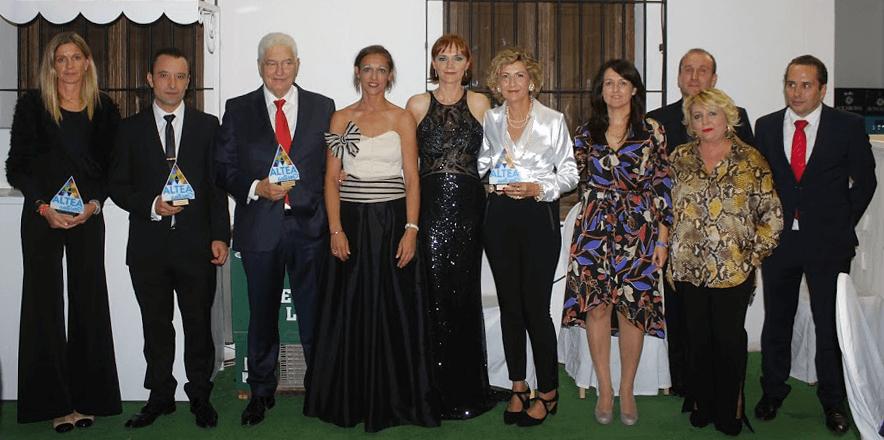 Recibimos el Premio a la Empresa Solidaria en la Gala de la Asociación Altea Autismo