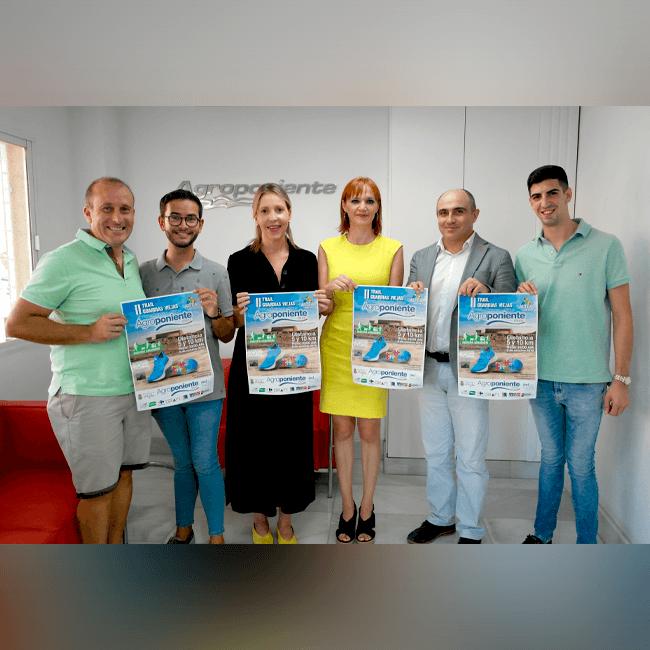 Presentación de ALTEA Carrera Azul por el Autismo: II Trail Agroponiente