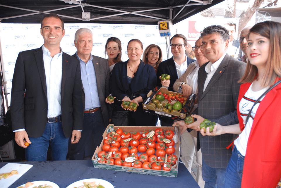 Un año más nos sumamos al Día del Tomate