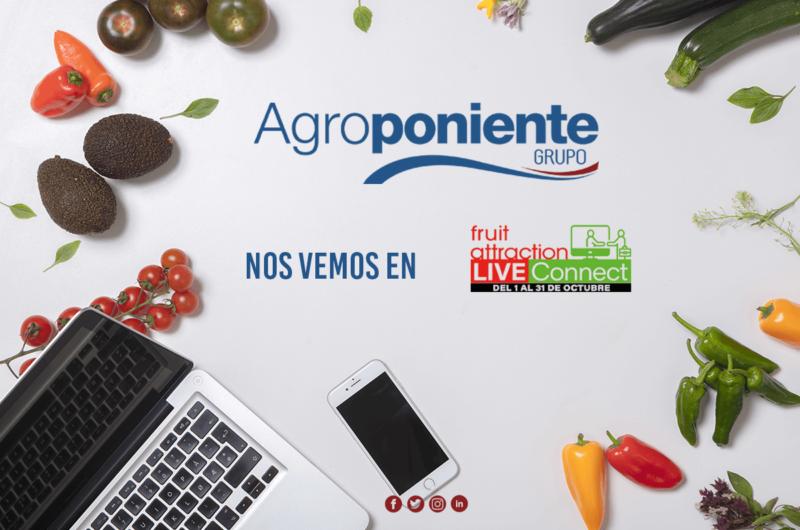 Grupo Agroponiente se vuelca con Fruit Attraction Fruit Conect