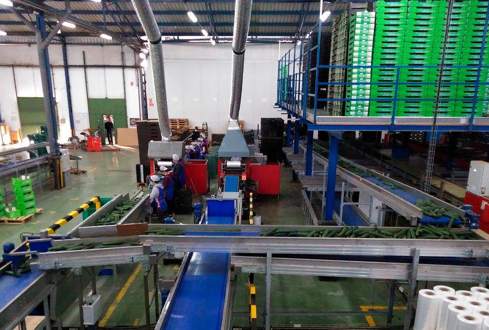 Realizamos una gran inversión en instalaciones y equipamientos