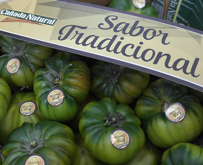 Grupo Agroponiente y su empresa especialista en tomate, Vegacañada, inician la comercialización de su línea de Tomate Raf
